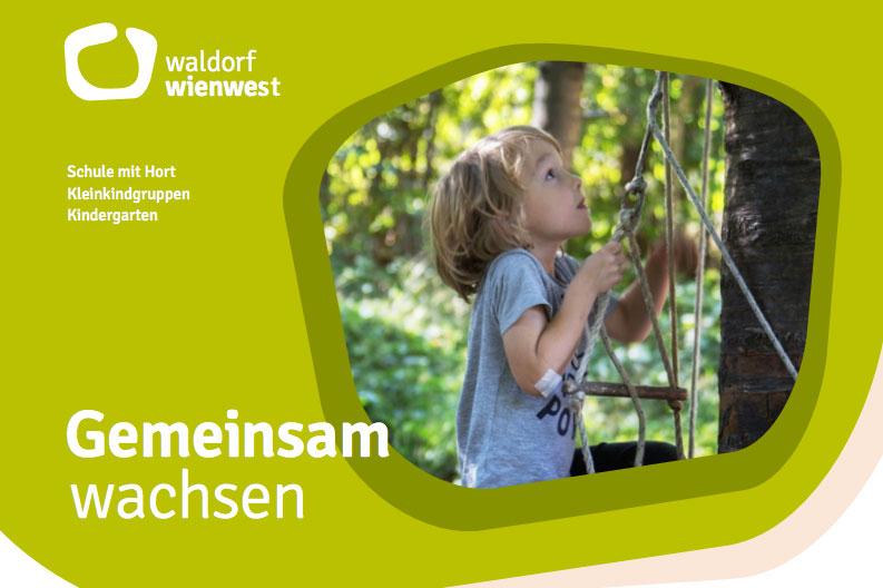 Freie Waldorfschule Wien Wets Folder Cover